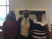Zi and PCa Summer Research Participants