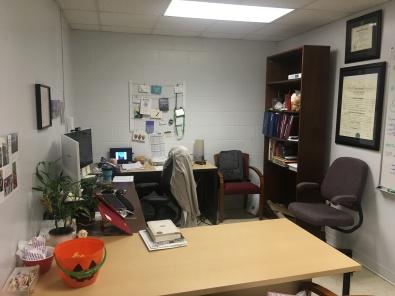 Office Pre-Rennovation