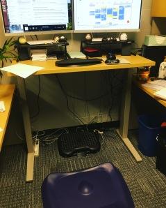 Standing Desk!