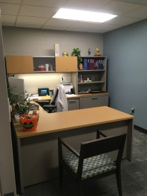 Newly Renovated Office!
