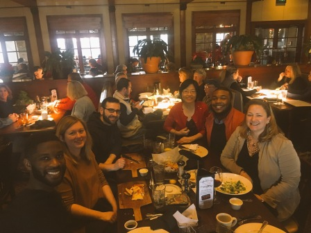 Holiday Lunch 2018