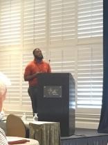 Koran presents at TME workshop 2019