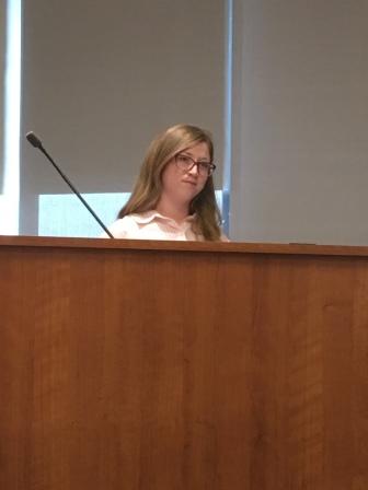 Jessica Dean Presenting 2019