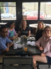 Jessica Dean's Farewell Lunch 2019